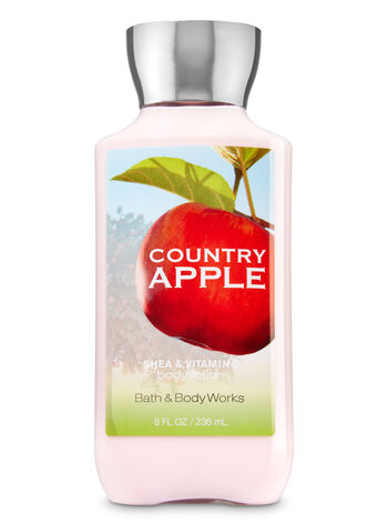 Signature Collection Country Apple Body Lotion - Bath And Body Works