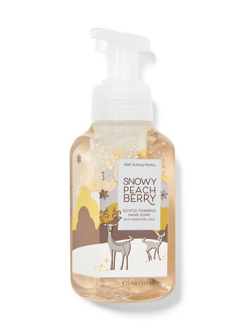 Snowy Peach Berry Gentle Foaming Hand Soap