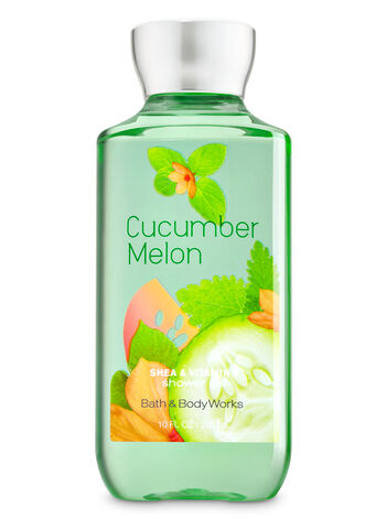 how to use shower gel bath and body works
