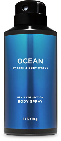 Ocean Deodorizing Body Spray
