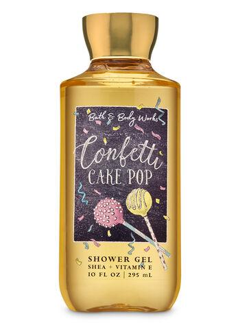 Confetti Cake Pop Shower Gel - Bath And Body Works