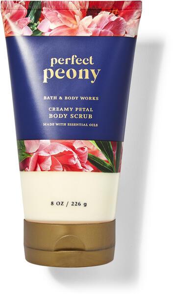 Perfect Peony Creamy Petal Body Scrub