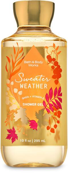 Sweater Weather Shower Gel