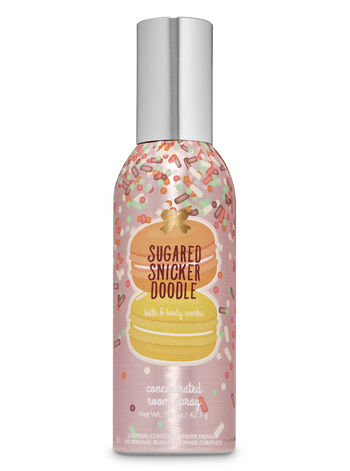Sugared Snickerdoodle Concentrated Room Spray - Bath And Body Works