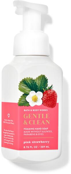 Pink Strawberry Gentle Foaming Hand Soap