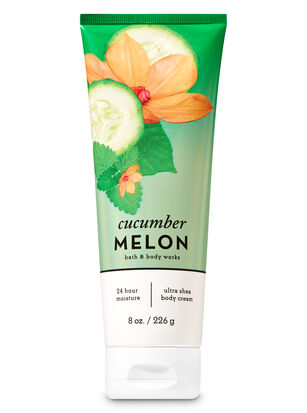 Cucumber Melon Ultra Shea Body Cream