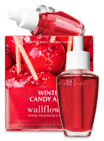 Winter Candy Apple Wallflowers Refills, 2-Pack - Bath And Body Works