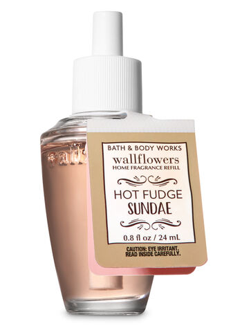 Hot Fudge Sundae Wallflowers Fragrance Refill - Bath And Body Works