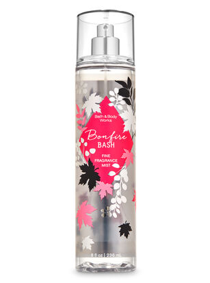 Bonfire Bash Fine Fragrance Mist