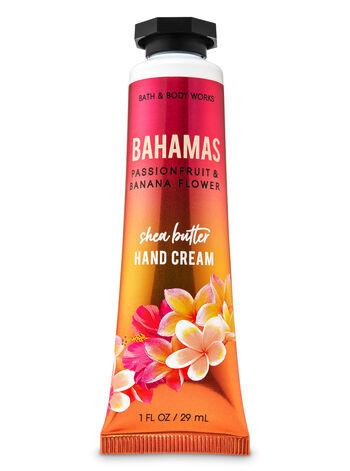 Bahamas Passionfruit & Banana Flower Hand Cream - Bath And Body Works