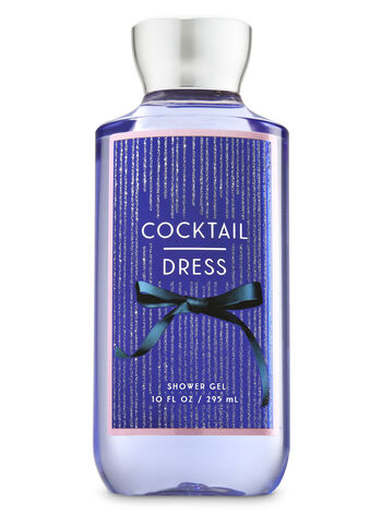 Signature Collection Cocktail Dress Shower Gel - Bath And Body Works
