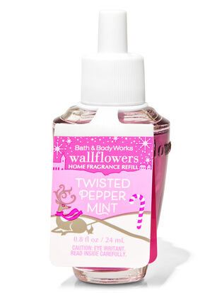 Twisted Peppermint Wallflowers Fragrance Refill