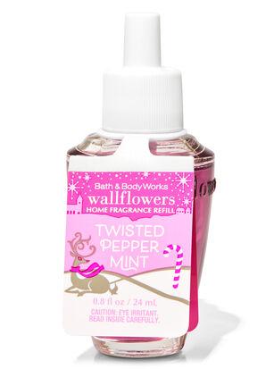 Twisted Peppermint Wallflowers Fragrance Refill