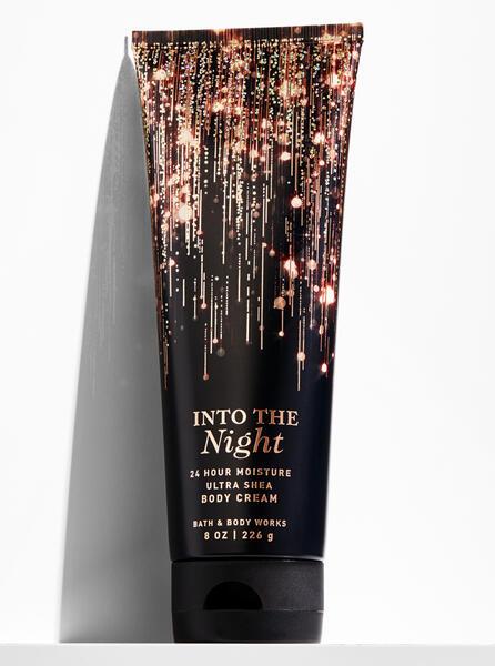 Into the Night Ultra Shea Body Cream