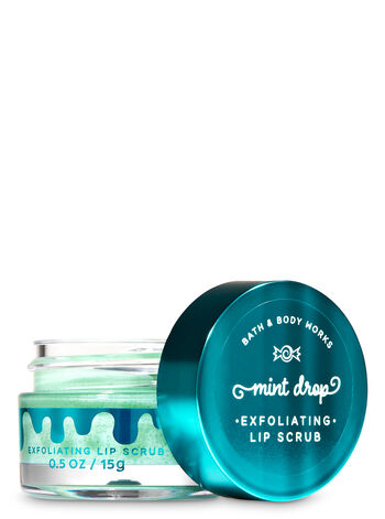 Mint Drop Exfoliating Lip Scrub - Bath And Body Works