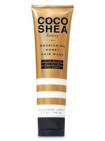 CocoShea Honey Nourishing Honey Hair Mask - Bath And Body Works