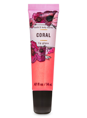 Coral Lip Gloss - Bath And Body Works