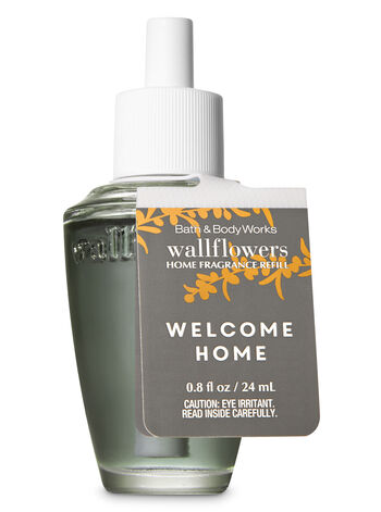 Welcome Home Wallflowers Fragrance Refill - Bath And Body Works