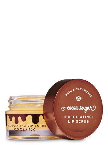 Cocoa Sugar Exfoliating Lip Scrub - Bath And Body Works