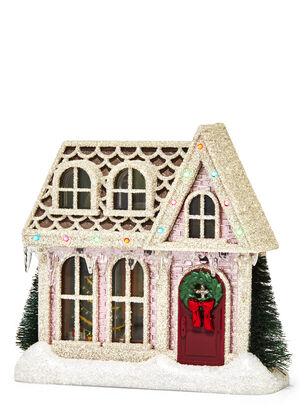 Holiday Cottage Nightlight Wallflowers Fragrance Plug