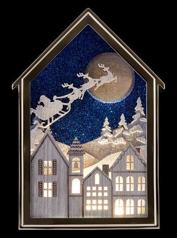 Christmas Eve Scene Nightlight Wallflowers Fragrance Plug