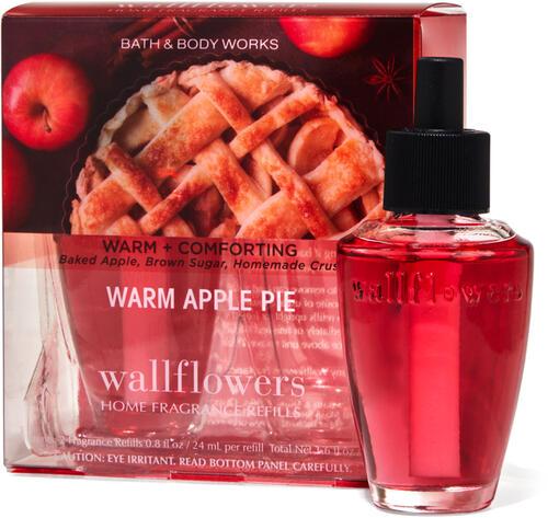 Warm Apple Pie Wallflowers Refills 2-Pack