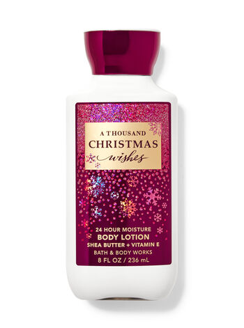 A Thousand Christmas Wishes Super Smooth Body Lotion
