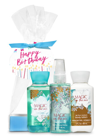 Magic in the Air Happy Birthday Mini Gift Set