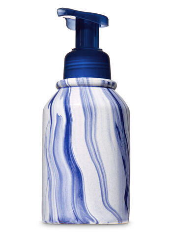Blue Swirl Soap Dispenser - Bath And Body Works