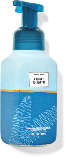 Coconut Eucalyptus Gentle Foaming Hand Soap