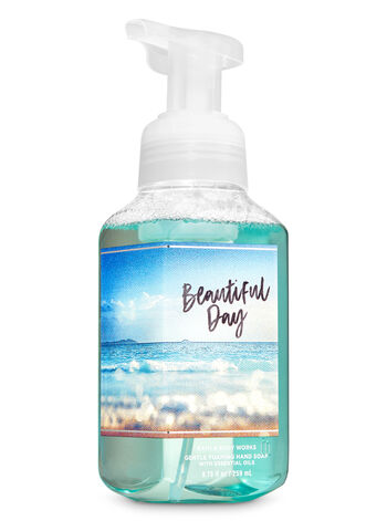 Beautiful Day Gentle Foaming Hand Soap - Bath And Body Works