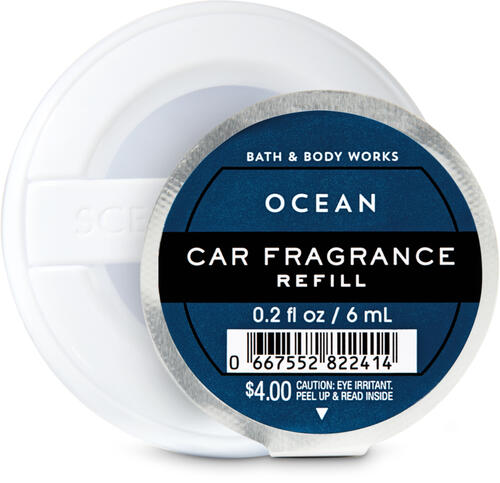 Ocean Car Fragrance Refill
