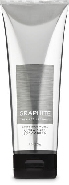 Graphite Ultra Shea Body Cream