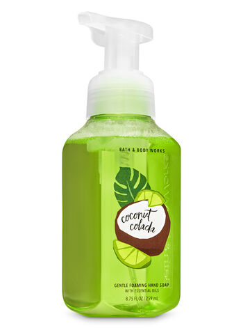 Coconut Colada Gentle Foaming Hand Soap - Bath And Body Works