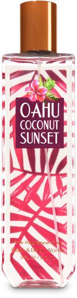 Oahu Coconut Sunset Fine Fragrance Mist