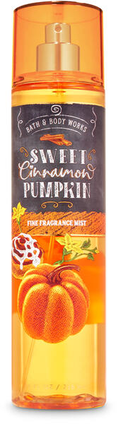 Sweet Cinnamon Pumpkin Fine Fragrance Mist