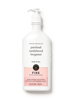 Fire Body Lotion