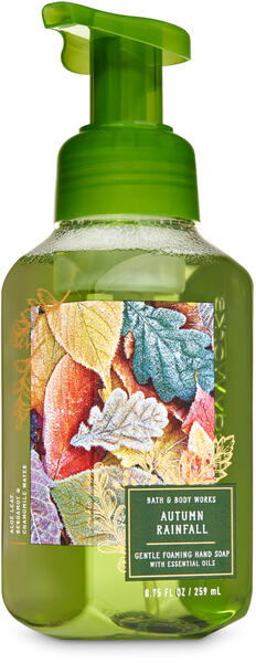 Autumn Rainfall Gentle Foaming Hand Soap