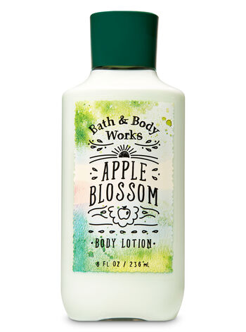 Signature Collection Apple Blossom Super Smooth Body Lotion - Bath And Body Works
