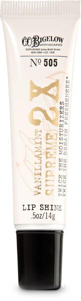 Vanillamint Supreme 2X Lip Shine