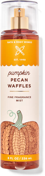 Pumpkin Pecan Waffles Fine Fragrance Mist