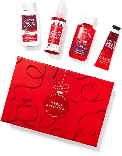 Winter Candy Apple Gift Box Set