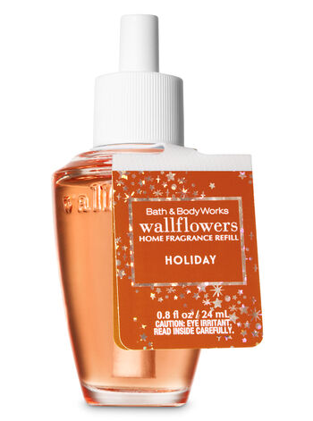Holiday Wallflowers Fragrance Refill - Bath And Body Works