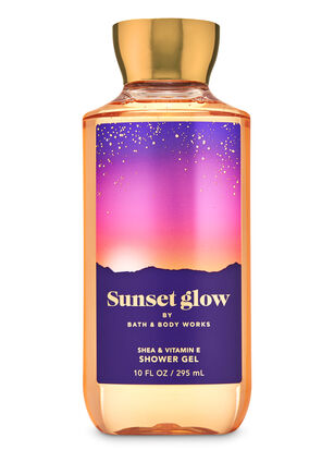 Sunset Glow Shower Gel
