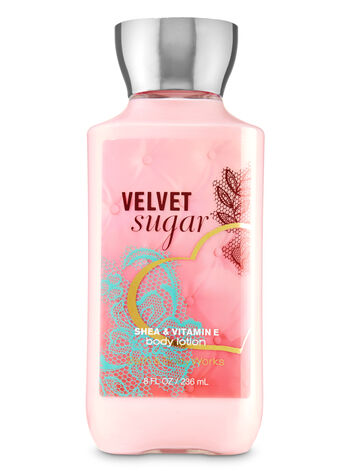 Signature Collection Velvet Sugar Body Lotion - Bath And Body Works