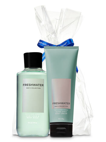 Freshwater Gift Kit - Bath And Body Works