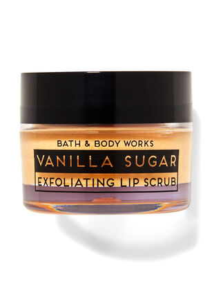 Vanilla Sugar Exfoliating Lip Scrub