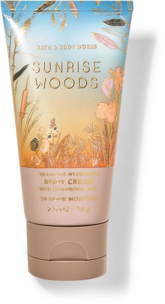 Sunrise Woods Travel Size Ultimate Hydration Body Cream