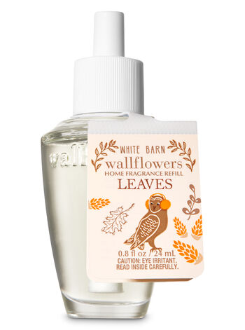 Leaves Wallflowers Fragrance Refill - Bath And Body Works