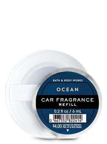 Ocean Car Fragrance Refill - Bath And Body Works